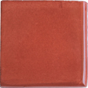 6x6 4 Pcs Terracotta Clay Tile Contemporary Tile By