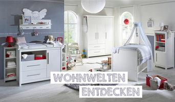 Babymöbel und Heimtextilien für Kinder bei gm-wohndesign