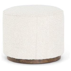 Admirable Tov Furniture Opal Moroccan Ottoman Cream Mediterranean Cjindustries Chair Design For Home Cjindustriesco