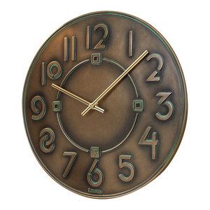 Bulova Exhibition® Typeface Clock  - Frank Lloyd Wright Collection