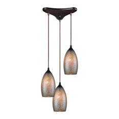 Illuminessence 3-Light Pendant in Oil Rubbed Bronze
