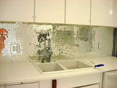Mirror Backsplash yes to mirror backsplash or no.