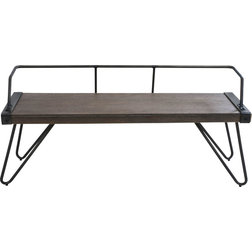 Industrial Dining Benches by GwG Outlet