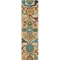 Contemporary Hall And Stair Runners by Orian Rugs
