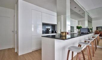 les 15 meilleurs cuisinistes et concepteurs de cuisine sur clichy houzz. Black Bedroom Furniture Sets. Home Design Ideas