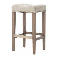 Ashford Sean Bar Stool, Desert Canvas