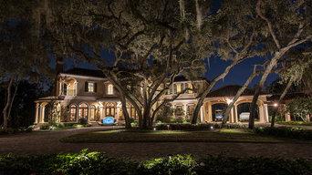 North Tampa Lake Home