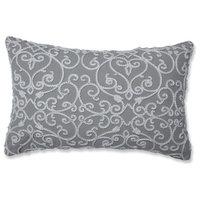 Serafina Stone Rectangular Throw Pillow