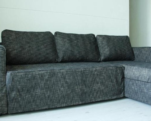 IKEA Manstad Sofa Bed Custom Slipcovers   Sofas