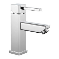 Upc Faucet With Drain-Chrome