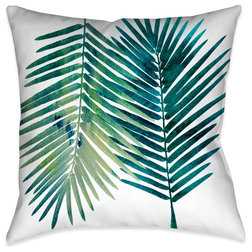 Tropical Outdoor Cushions And Pillows by Laural Home