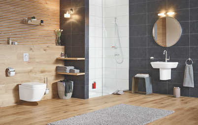 Perfect Match: 6 himmlische Badezimmer-Kombinationen
