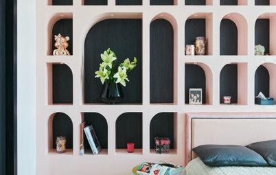 Фотоохота: 33 оригинальных идеи для дизайна стен в спальне