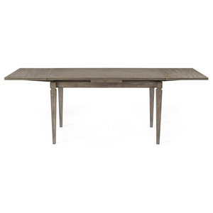 Gathering Refectory Dining Table in Driftwood Finish