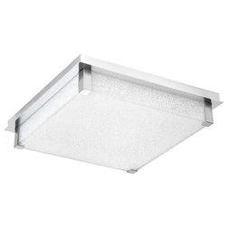 Transitional Flush-mount Ceiling Lighting by Buildcom
