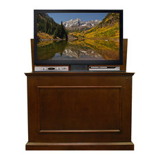 Touchstone Home Products   Elevate Espresso Finish TV Lift Cabinet, Elevate  Espresso Finish TV Lift