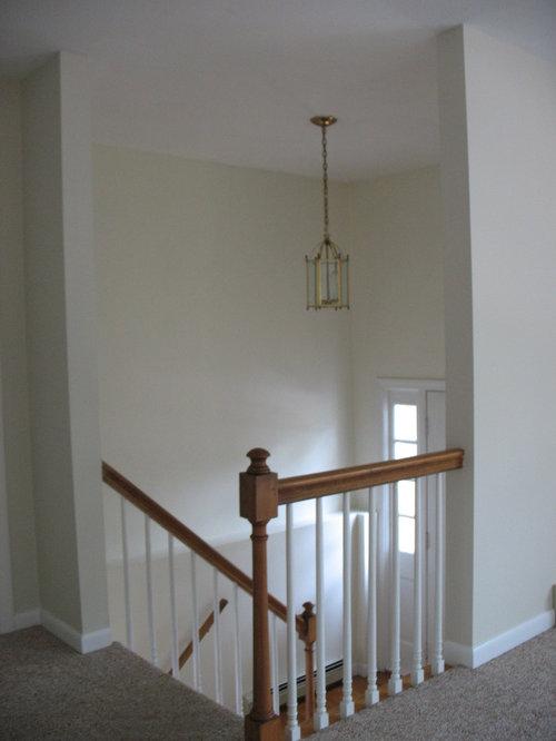 Split Foyer Lighting