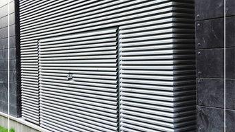 Residential Aluminium Elliptical Louvers Systems