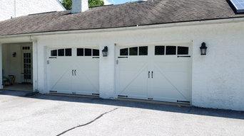 Steel Carriage Doors