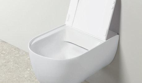 Il Water Senza Brida Che Promette di Essere Più Igienico