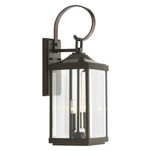 "Gibbes Street 2-Light/ Medium Wall Lantern, 7"""
