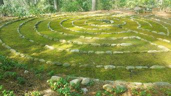 Moss Labyrinth  -- Cashiers