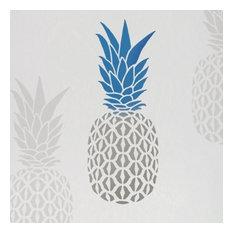 Pineapple Wall Art Stencil, Small