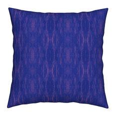Regency Chateau Pillow, Violet, Organic Cotton