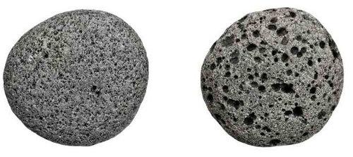 Stone Knager 2-Pack 12,5 cm, Grå - Vægkroge