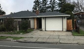 Before & After Fire Damage Restoration in Santa Rosa, CA