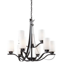 Fresh Transitional Chandeliers by Lighting Pros