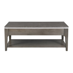 Maddox Transitional Lift-Top Coffee Table