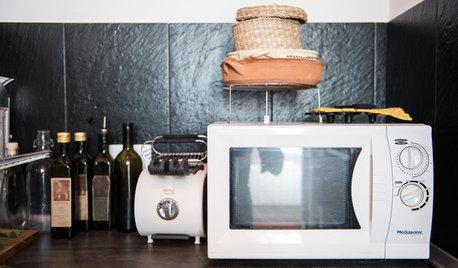 Dove Mettere il Microonde in Cucina?