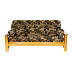 Lifestyle Covers Trail Mix Futon Cover