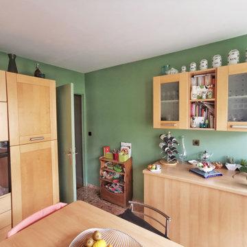 Conseil couleur dans la une cuisine