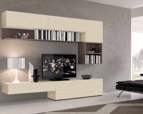 modern wall unit – home design inspiration