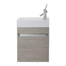 Cutler Kitchen U0026 Bath   Picallo Space Saver Vanity, Weekend Getaway   Bathroom  Vanities