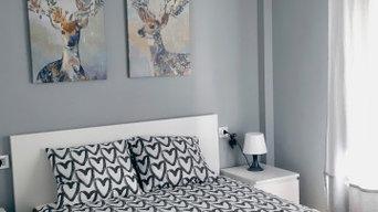 Piso en Lugo - Dormitorio