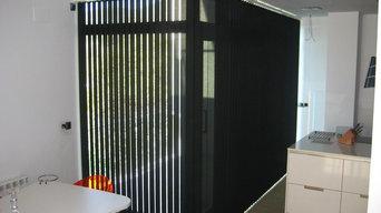 Estores Enrollable y verticales Polyscreen