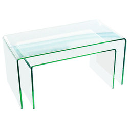Contemporary Coffee Table Sets by Fab Glass And Mirror
