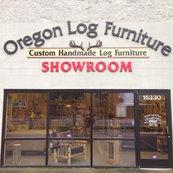 Oregon Logs Furniture