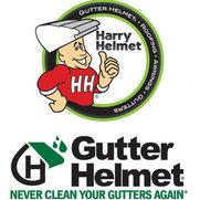 Gutter Helmet by Harry Helmet®'s photo