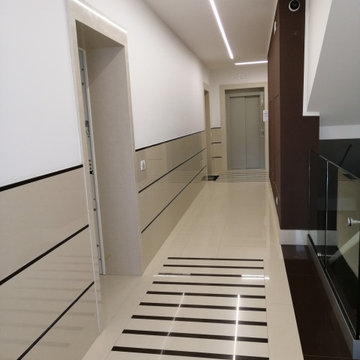 residenziale parti comuni scale e ingresso
