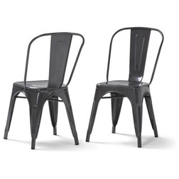 Industrial Dining Chairs by Simpli Home Ltd.
