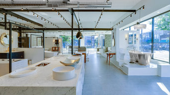 Flow Bath + Kitchen Design Studio Showroom