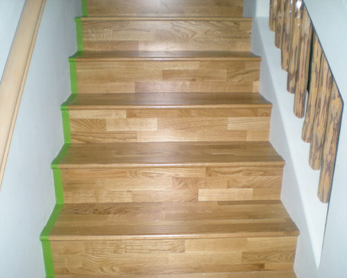 Luxury Vinyl Tile Lvt Stairs