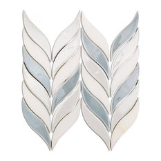 Oracle Sprig Mixed Material Mosaic Tile,