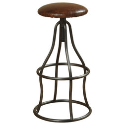 Industrial Bar Stools And Counter Stools by Harp and Finial