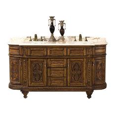 """71"""" Solid Wood Sink Vanity"""