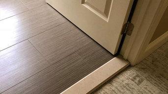 Custom Carpet and Tile Installation, Ramey Flooring